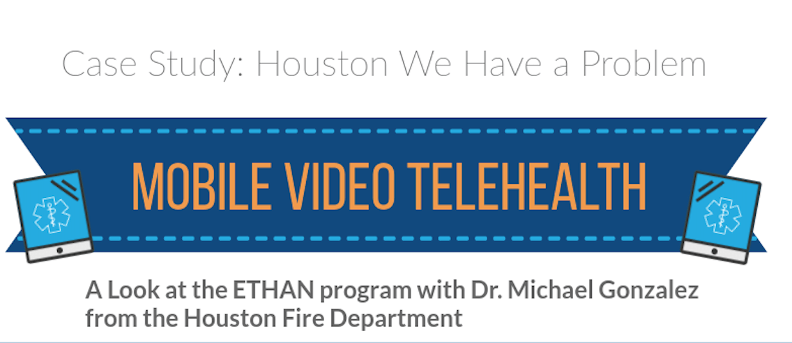 ETHAN Program Infographic: Ambulatory Video Telehealth