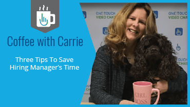 Three Tips To Save Hiring Manager's Time
