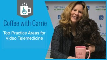 What are the Top Practice Areas for Video Telemedicine?