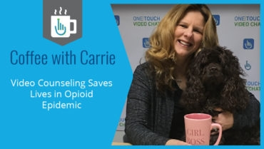 Peer to Peer Video Counseling: Community Solutions for Opioid Addiction