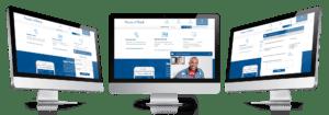 widget financial services video banking