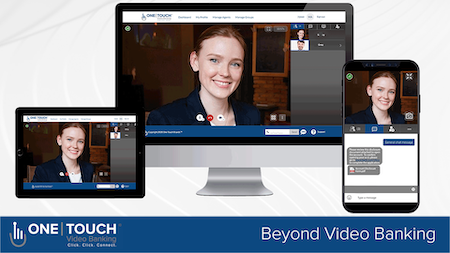 PRESS RELEASE: One Touch Video Banking Launches New Release 5.0