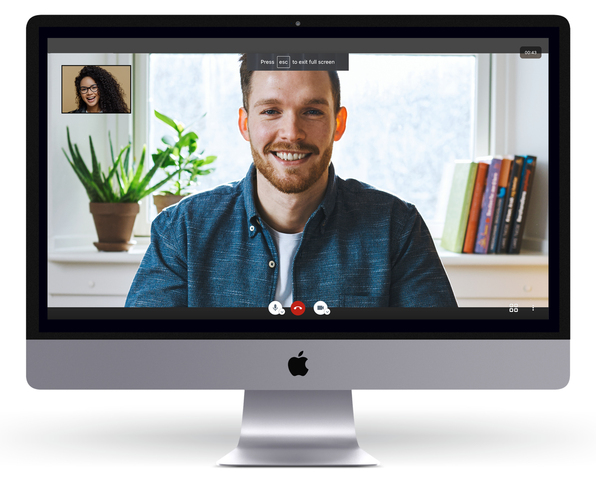 one touch video chat