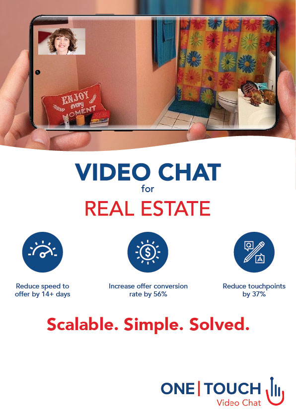 real estate with video chat